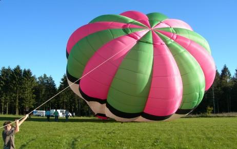 montgolfiere vertige